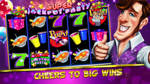 Jackpot Party Casino: Free Slots Casino Games 1