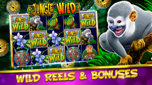 Jackpot Party Casino: Free Slots Casino Games 3