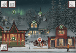 Jacquie Lawson 2020 Nordic Advent Calendar 17