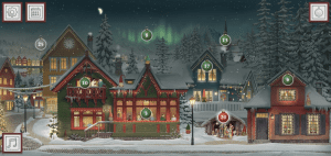Jacquie Lawson 2020 Nordic Advent Calendar 1