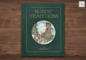 Jacquie Lawson 2020 Nordic Advent Calendar 23