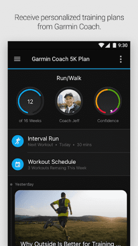 Garmin Connect™ 1
